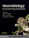 Neurobiology of Grooming Behaviour (eBook)